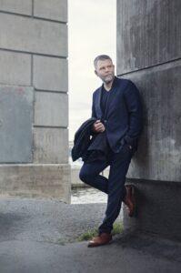 Arne Dahl - Photoshoot
