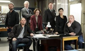 Arne Dahl TV series cast