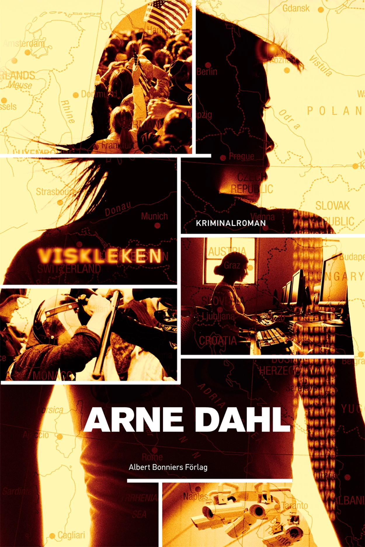 Viskleken av Arne Dahl
